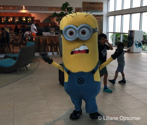 Minion at Surfside Inn