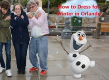 How to Dress for Winter in Orlando