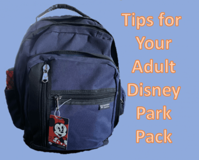 Adult Disney Pack