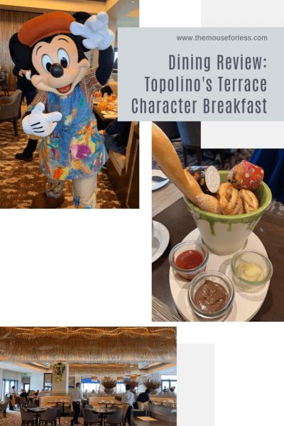 Topolino's Terrace