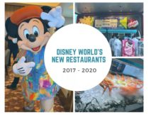 Disney World's New Restaurants