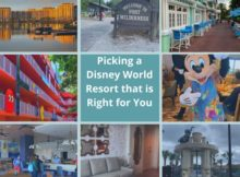 Picking a Disney World Resort