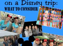 Taking your child's friend on a Disney trip
