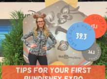 rundisney expo tips