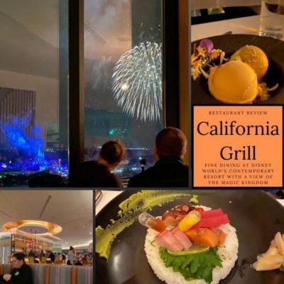Disney's Californis Grill