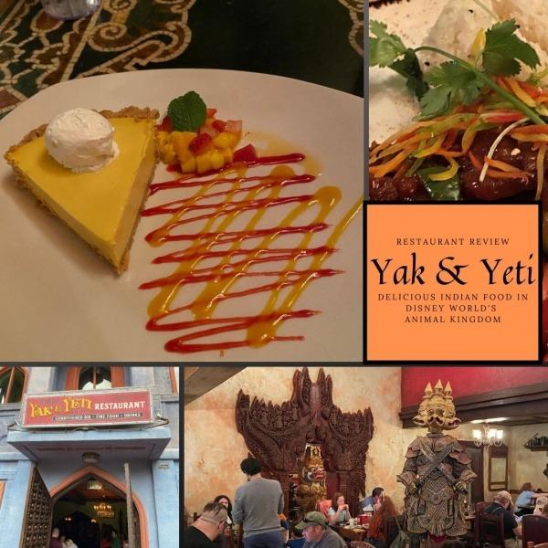 Disney's Yak and Yeti