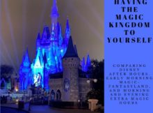 Magic Kingdom Additional Hours
