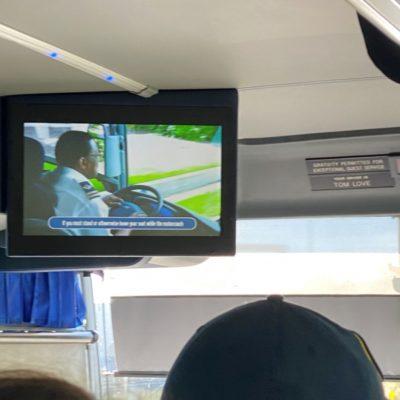 Disney World Transportation system