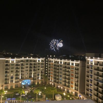 Disney World's Fireworks Dinners