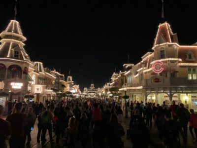 Magic Kingdom Additional Hours