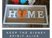 Keep the Disney Spirit Alive