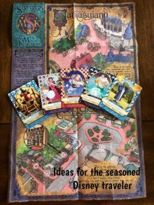 Ideas for the seasoned Disney traveler