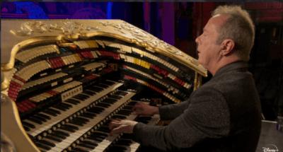El Capitan organist