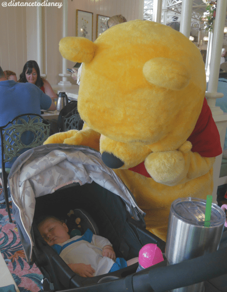 The Crystal Palace: Pooh and Belle