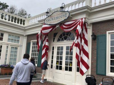 Regal Eagle front door