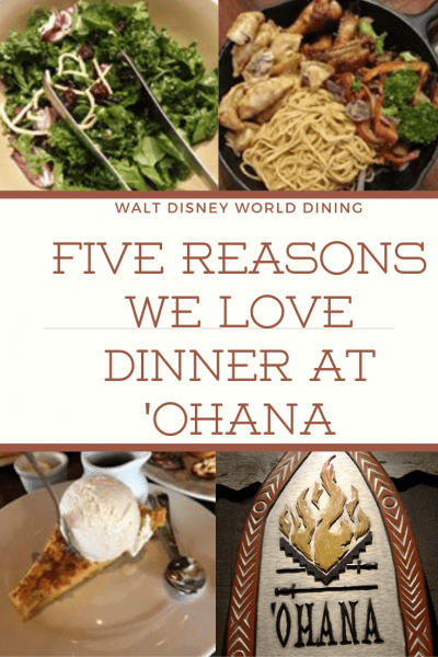 Reasons we love 'Ohana
