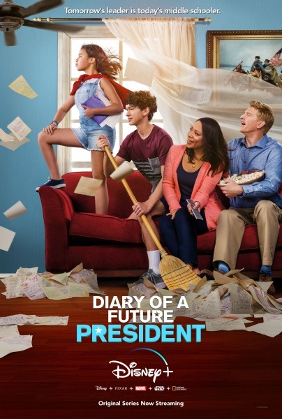 Diary of a Future President review