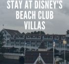 Beach Club Villas