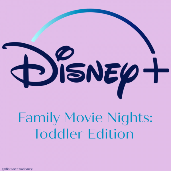 Disney+ Family Movie Nights