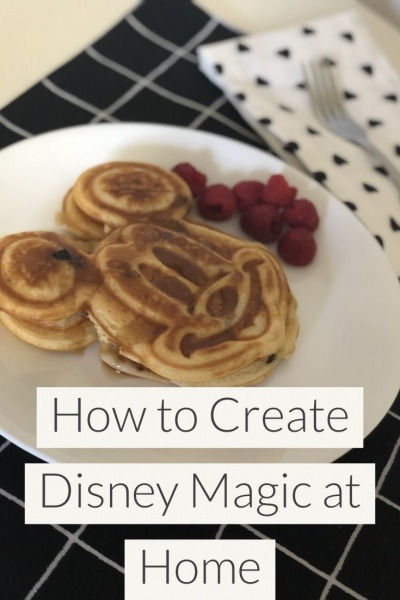 Disney Magic at Home