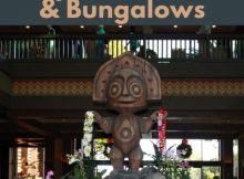 Tiki Man with 5 Reasons to Stay at Disney's Polynesian