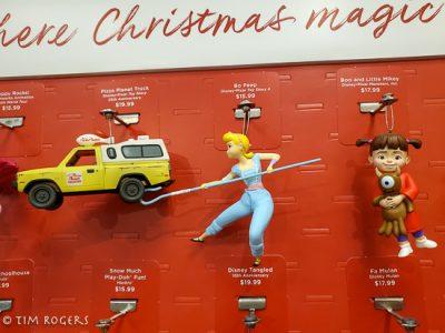 Pixar Ornaments