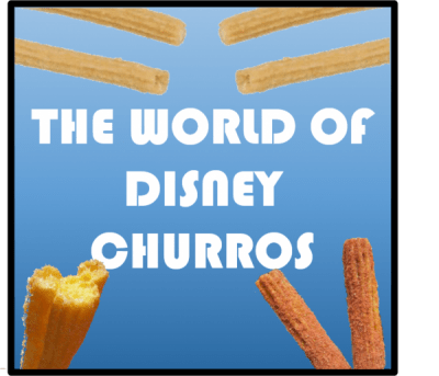 Disney Churros