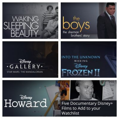 pictures of the 5 Disney+ documentaries recommended by the article | documentary
