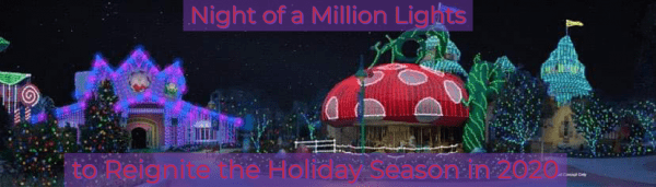 Give Kids the World Village to have holiday light display