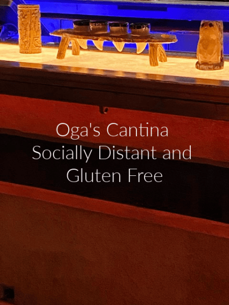 Oga's Cantina Socially Distant and Gluten Free