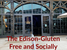 The Edison-Gluten Free and Socially Distant