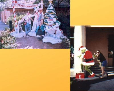Disney Holiday Memories