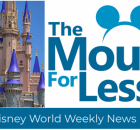 Walt Disney World Weekly News Update