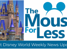 Walt Disney World Weekly News Update