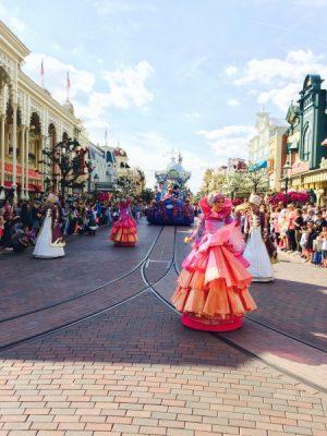 Main Street USA Parade | Disney travel tips