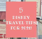 Pin Image Disney Travel Tips