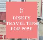 Pin Image Disney Travel Tips