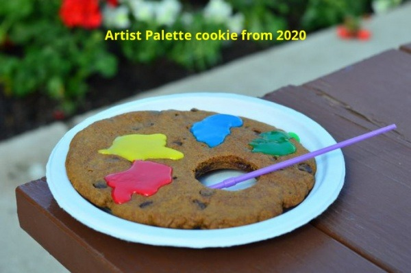 Palette Cookie