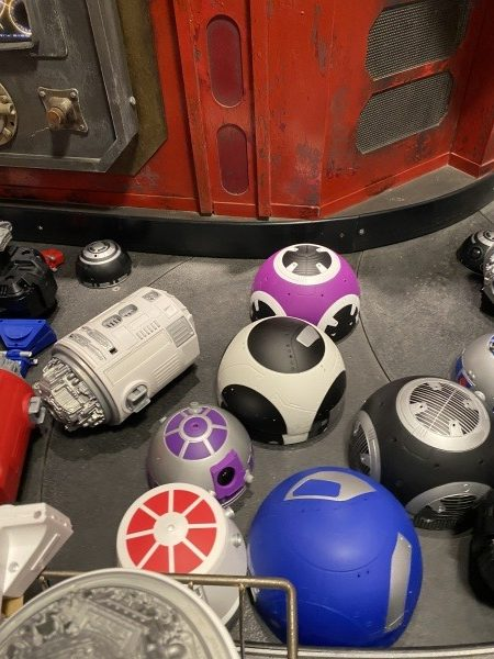 A Visit to Droid Depot
