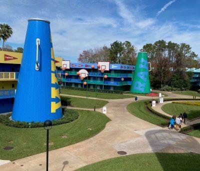 A Safe Disney Resort Experience
