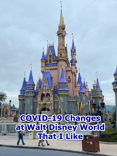 WDW Changes