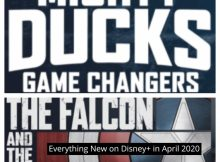 New to Disney+ in April 2021
