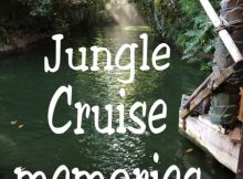 Jungle Cruise memories