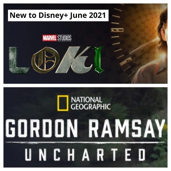 Disney+ June 2021
