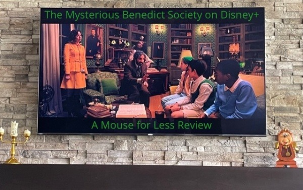 Mysterious Benedict Society on Disney+