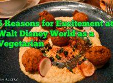 Walt Disney World as a Vegetarian 2021