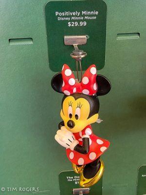 Minnie Ornament