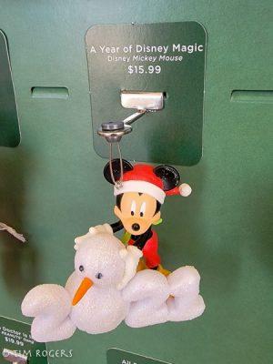 Mickey 2021 Ornament