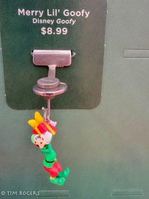 Goofy Ornament
