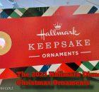 Hallmark Disney Ornaments